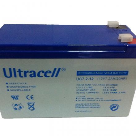 Bateria 12V/7.2AH