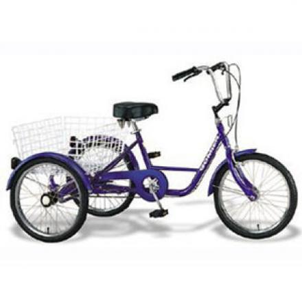 Bicicleta de 3 Rodas Voltrish