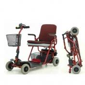 Cadeira de Rodas Eléctrica Voltrish Pro Travel